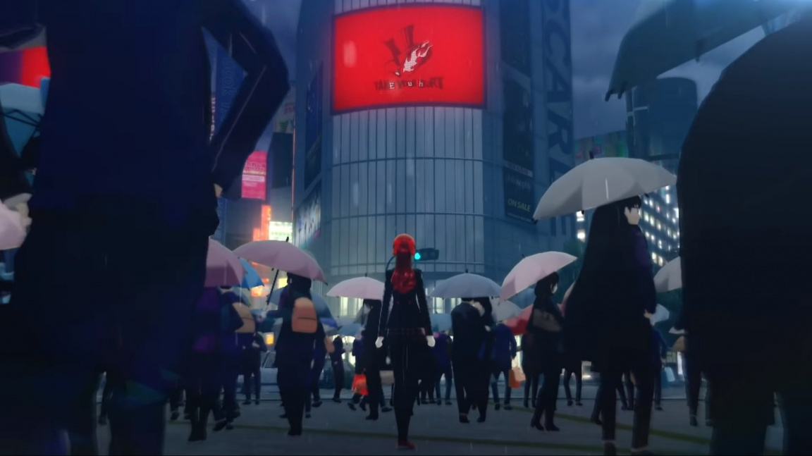 Na PlayStation 4 se chystá Persona 5: The Royal