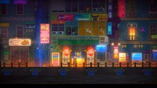 V kyberpunkové detektivce Tales of the Neon Sea řešíte vraždu a kočky