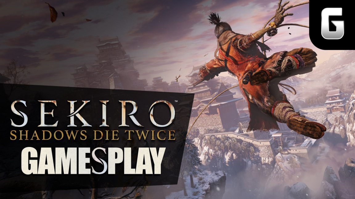 GamesPlay – hrajeme Sekiro: Shadows Die Twice