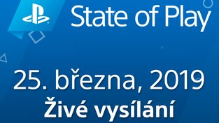 Sledujte večerní stream PlayStation State of Play