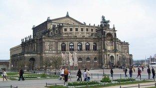 Drážďany, barokní perla Německa