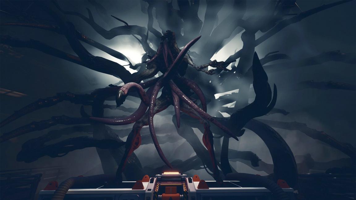 Vesmírný Lovecraft Moons of Madness ukazuje svých 12 minut