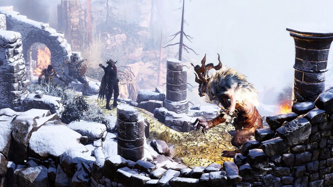 Taktické RPG Divinity: Fallen Heroes se odkládá, Lariani se soustředí na Baldur's Gate 3