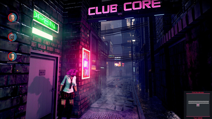 Kyberpunk a dungeon crawler se spojují ve sci-fi RPG Conglomerate 451