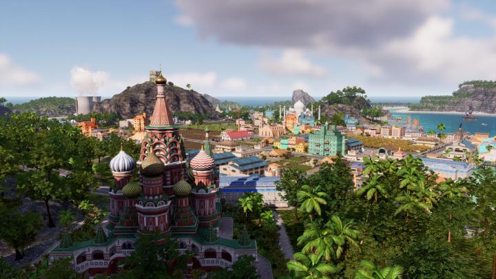 El Presidente z Tropico 6 si vás zítra žádá na koberečku