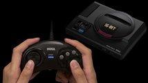 Sega naskakuje na retrovlnu se Sega Mega Drive Mini