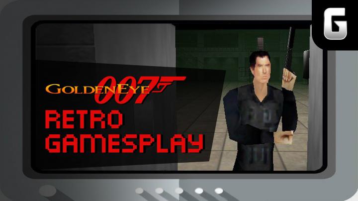 Retro GamesPlay – hrajeme bondovku GoldenEye 007