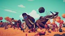 Mamut vs. deset kopiníků, Totally Accurate Battle Simulator umožní skoro vše