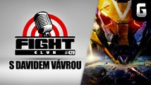 Fight Club #420 s Davidem Vávrou