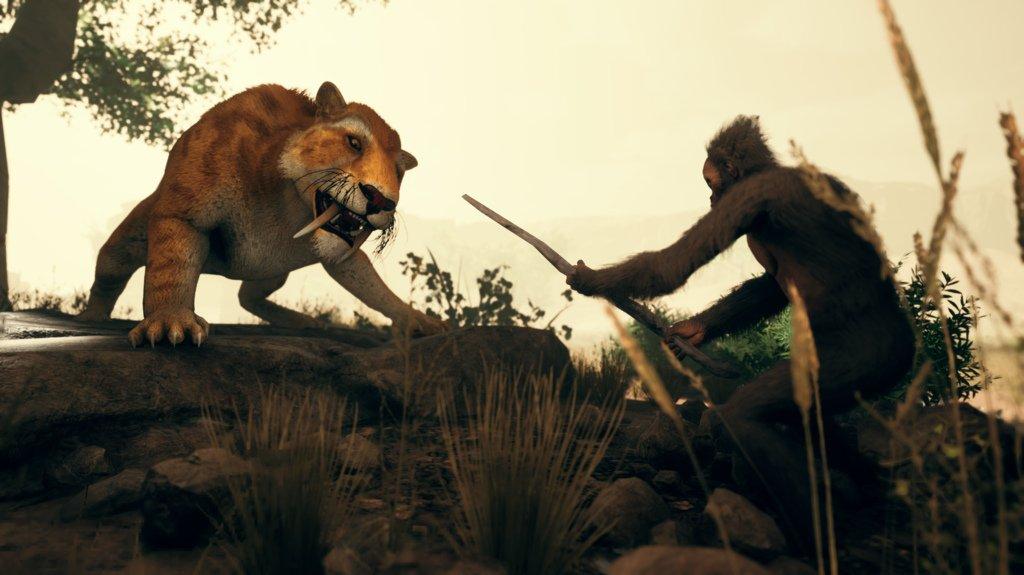 Tvůrci Assassin's Creed vás vezmou do pravěku v Ancestors: The Humakind Odyssey