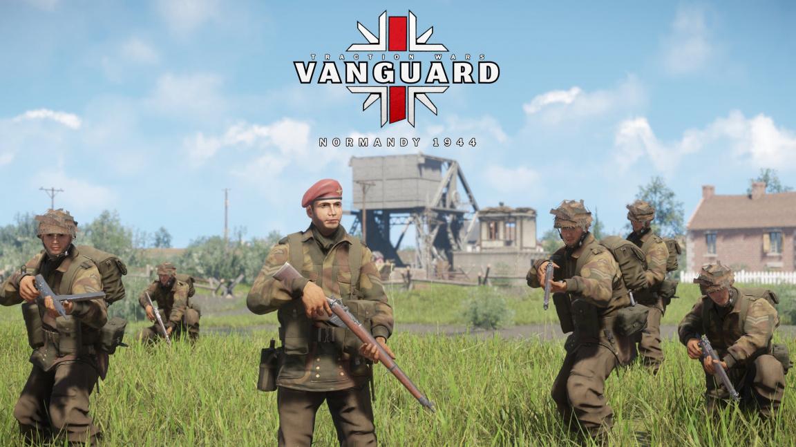 Druhoválečná střílečka Vanguard: Normandy 1944 chce být tím, čím není Battlefield V