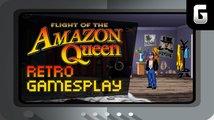 Retro GamesPlay – hrajeme adventuru Flight of the Amazon Queen