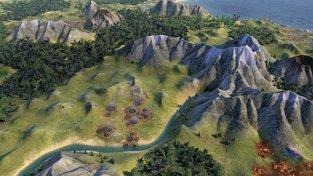 Civilization VI grafický mod pětka