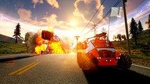 Battle royale s po zuby ozbrojenými auty? Notmycar zkouší inovovat populární žánr