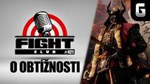 Sledujte Fight Club #421 o Sekiru, easy módech a herní přístupnosti