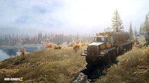 MudRunner 2 odhaluje krásu přírody a těžkých strojů