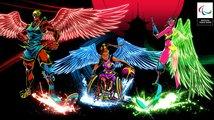 The Pegasus Dream Tour je první hrou propagující paralympiádu