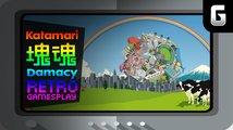 Retro GamesPlay – hrajeme si s kuličkou v Katamari Damacy