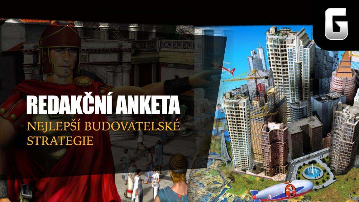 Nejlepší budovatelské strategie podle redakce Games.cz