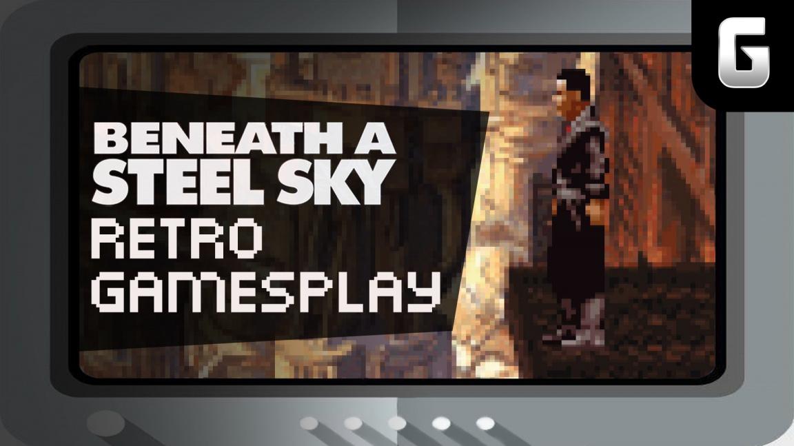 Retro GamesPlay – hrajeme cyberpunkovou adventuru Beneath a Steel Sky