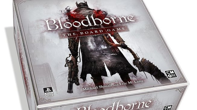 Bloodborne: The Board Game
