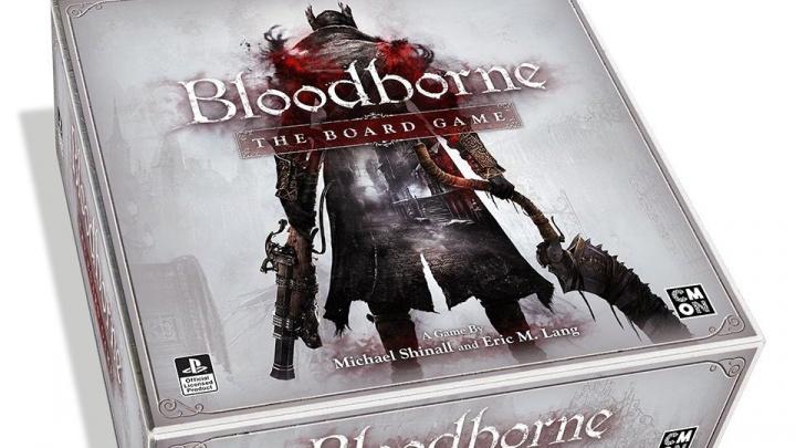 Nová deskovka ze světa Bloodborne nepřekvapivě drtí Kickstarter