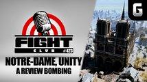 Fight Club #423 o Notre-Dame a Imperator: Rome