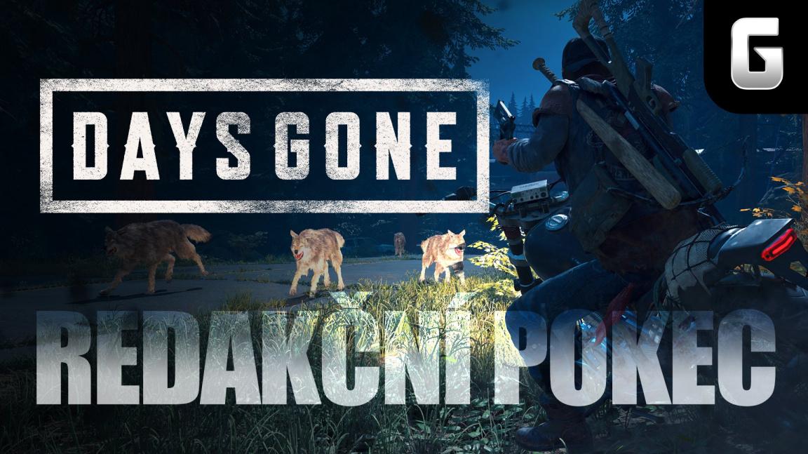 Redakční pokec - Days Gone