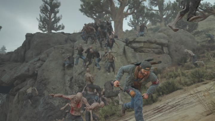 Základní tipy pro přežití v Days Gone