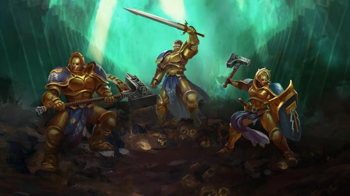 Populární deskovka Warhammer Underworlds letos dostane digitální podobu