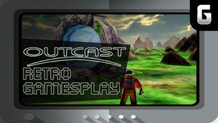 Retro GamesPlay - Outcast + Extra Round - CD-MAN