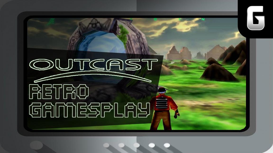 Retro GamesPlay – hrajeme původní Outcast