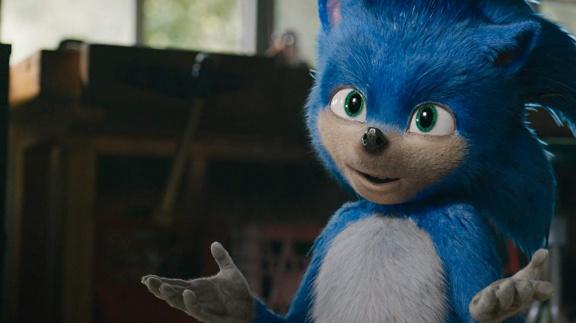 Legendární modrý ježek Sonic míří na filmová plátna