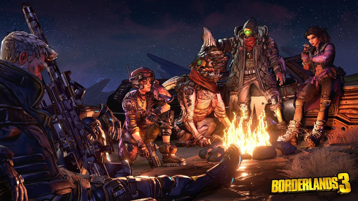 Launch trailer Borderlands 3 je zastíněn velmi podivnou situací s recenzemi