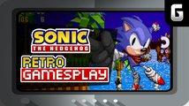 Retro GamesPlay – hrajeme původního Sonica