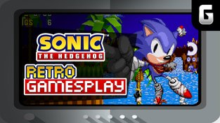 Retro GamesPlay - Sonic the Hedgehog + Extra Round - Sonic.exe