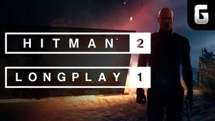 LongPlay - Hitman 2 #1: Jsme zpátky!