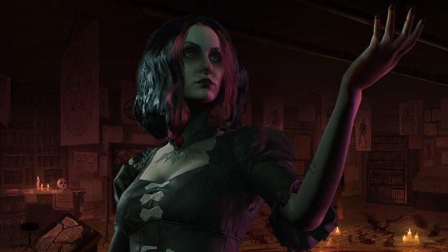 Vampire The Masquerade Bloodlines 2 Tremere