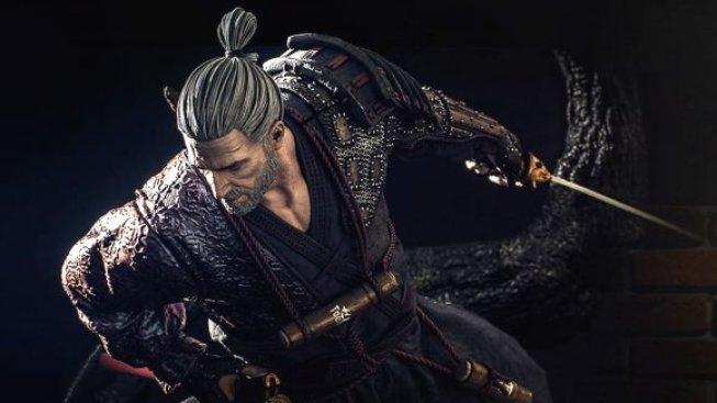 Geralt rónin