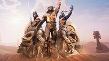 Conan Exiles slaví jeden rok a přidává sochy Arnolda Schwarzeneggera