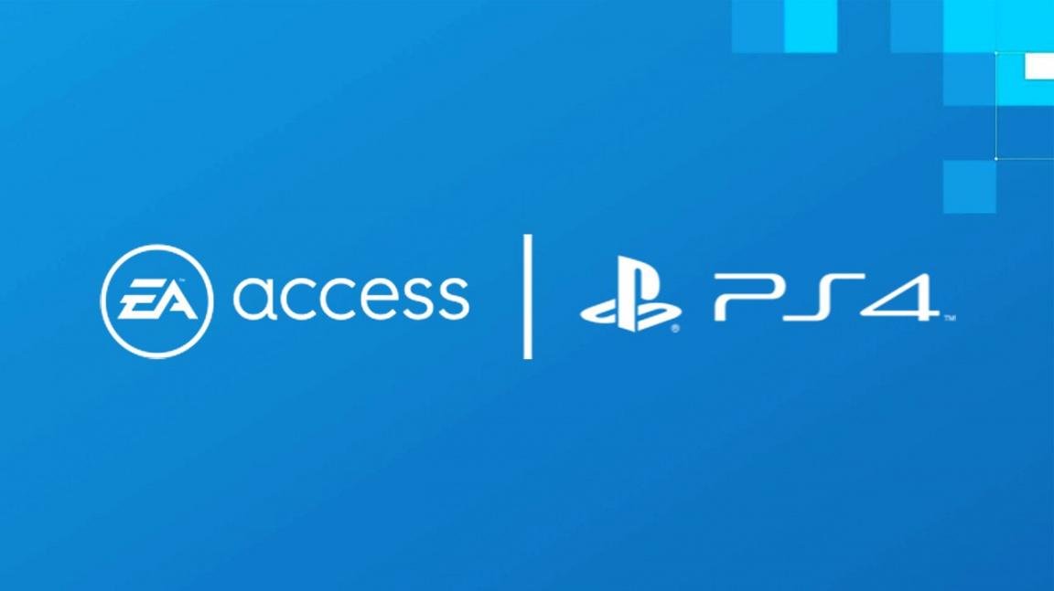 Předplatné EA Access dorazilo na PlayStation 4, vyjde měsíčně na stovku