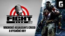 Fight Club #425 o vysněných hrách a Assassin's Creed s vikingy