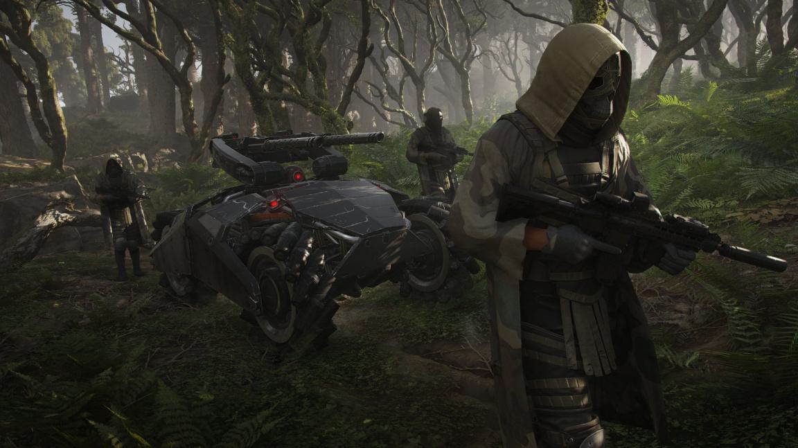 Ghost Recon Breakpoint je přímým nástupcem Wildlands