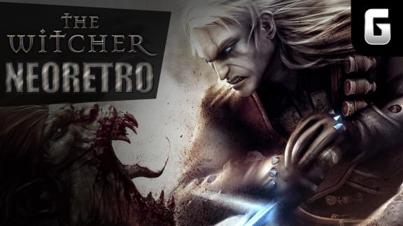 NeoRetro – hrajeme prvního Zaklínače