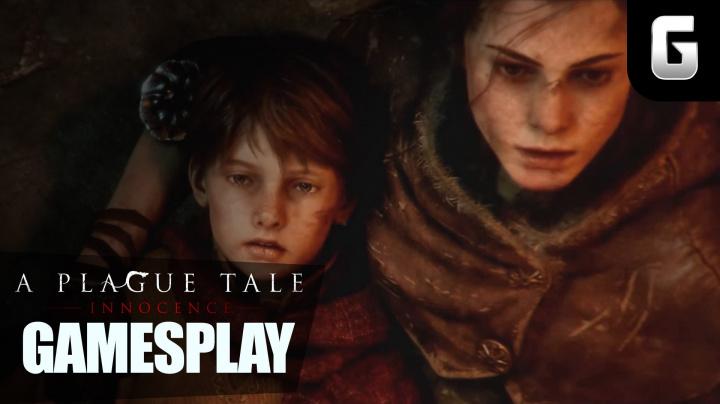 GamesPlay – hrajeme depresivní adventuru A Plague Tale: Innocence