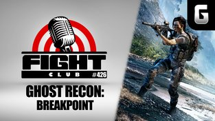 Sledujte Fight Club #426 o novém Ghost Recon, GTA V a Red Dead Online