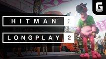 LongPlay - Hitman 2 #2: Řádíme na exotických závodech