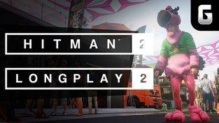 LongPlay Hitman 2 #02: Řádíme na exotických závodech
