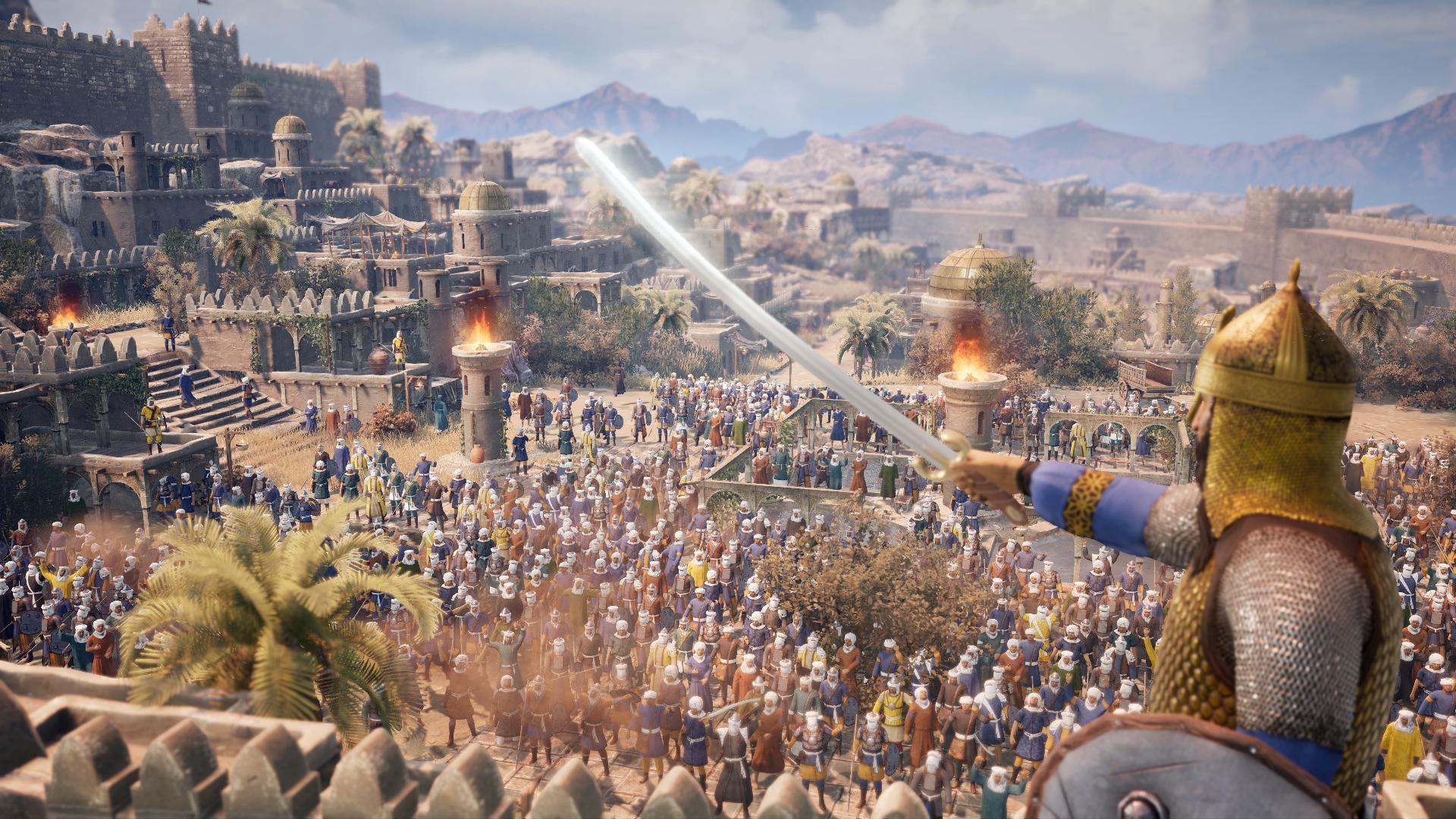 Ancestors Legacy - Saladin's Conquest