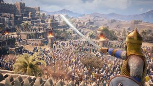 Další příběhová kampaň pro Ancestors Legacy sleduje Saladinovo tažení